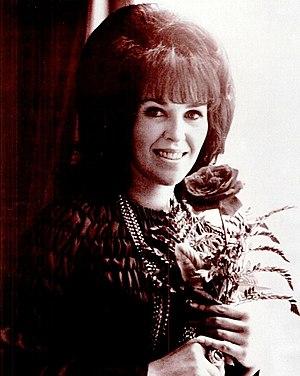 Wanda Jackson - Jackson in 1970