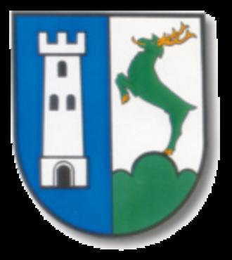 Bleialf - Image: Wappen Bleialf