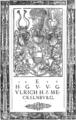 Wappen des Herzog Ulrich von Mecklenburg.png