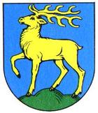 Das Wappen von Sebnitz
