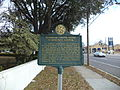 Wardlaw Smith Goza Conference Center Historical Marker.JPG