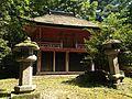 Warehouse in Lower Shrine of Usa Shrine.JPG