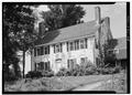 Warren-Child House, Old Crown Point Road, Perkinsville, Windsor County, VT HABS VT,14-PERK.V,2-1.tif
