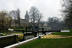 Water Newton Lock - geograph.org.uk - 342893.jpg