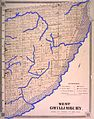 Watercourses of West Gwillimbury Township, Simcoe County, Ontario, 1880.jpg
