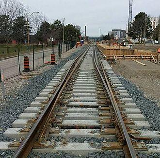 Gauntlet track - Gauntlet Track, Waterloo, Ontario, Canada