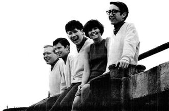 Beverly Bivens - Beverly Bivens with We Five, 1966