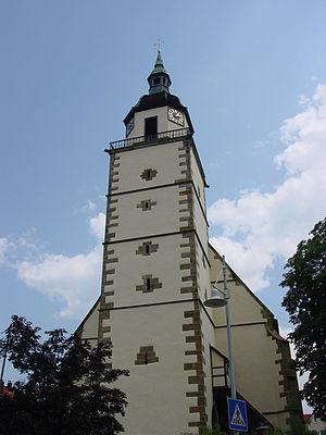 Weilheim an der Teck - Image: Weilheim Church