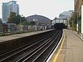 West Brompton stn District look north.JPG