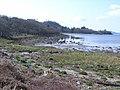 West Loch Tarbert shoreline - geograph.org.uk - 762949.jpg