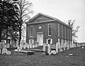 White Clay Creek Presbyterian Church, Robert Kirkwood Highway & Polly Drummond Hill Road, Newark vicinity (New Castle, Delaware).jpg