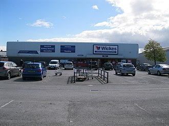 Wickes - Wickes store in Hull