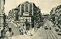 Widok z placu Wiosny Ludów w kierunku Alei Marcinkowskiego w roku 1937.jpg