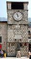 Wieża zegarowa w Kotorze.jpg