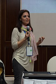 WikiArabiaConf day01 egypt 2017 metwally (137).jpg
