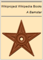 WikiProject Wikipedia Books Barnstar.png