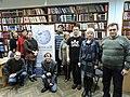 Wikimarathon 2019 in Kharkiv by Наталія Ластовець 2019-01-27 24.jpg