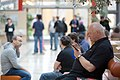 Wikimedia Hackathon Vienna 2017-05-20 Atrium 01.jpg