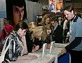 Wikipedia-Stand auf der Jugendmesse YOU Berlin (6613).jpg
