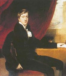 Le Duc de Devonshire,portrait de Thomas Lawrence (1811)