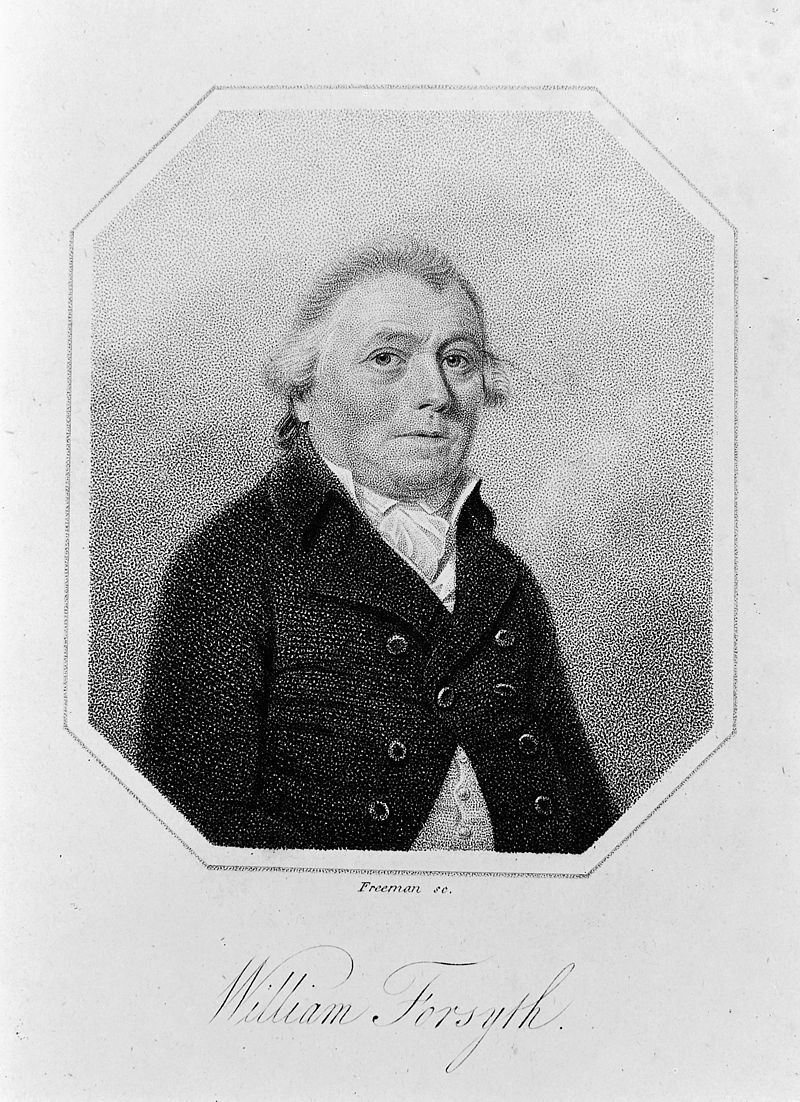 William Forsyth. Stipple engraving by S. Freeman. Wellcome M0013596.jpg