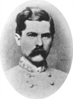 William Polk Hardeman Confederate States Army brigadier general