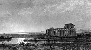 Temple of Ceres at Paestum