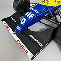 Williams FW15C front wing Donington Grand Prix Collection.jpg