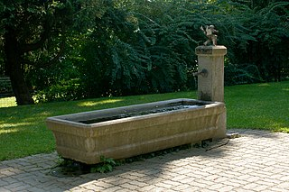 Willy Schäfer Fountain