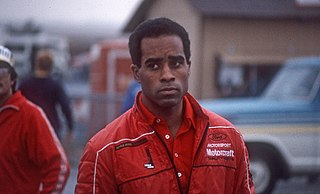 Willy T. Ribbs American racing driver