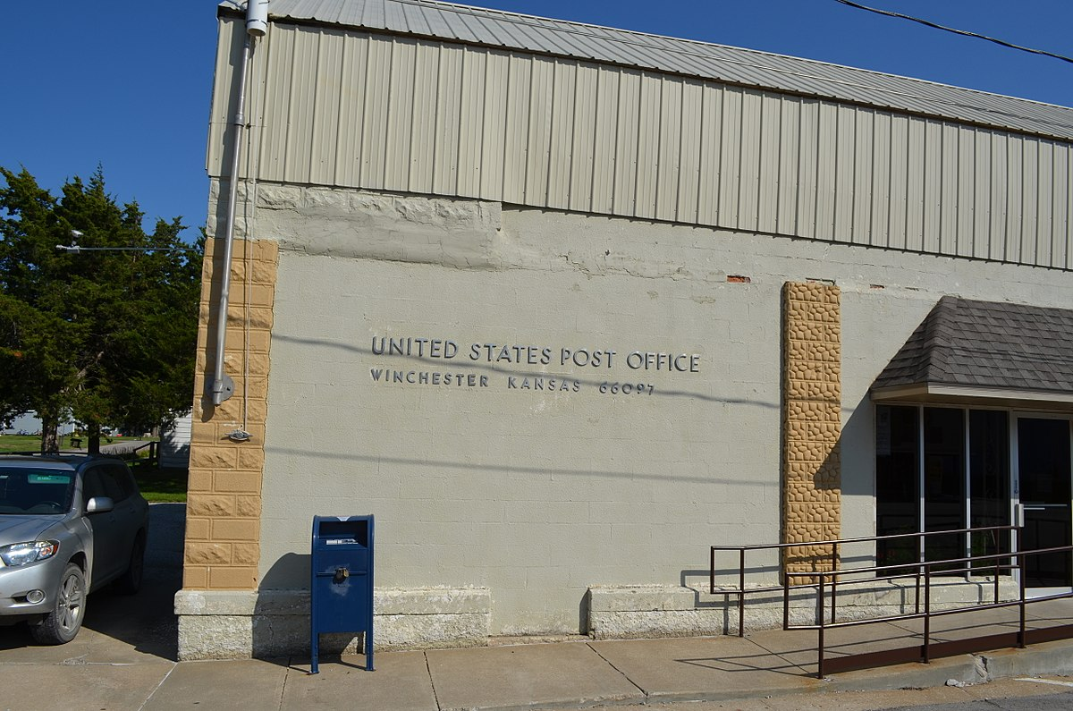Kansas jefferson county winchester - Kansas Jefferson County Winchester 8