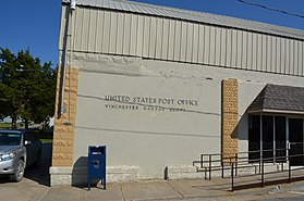 Winchester Kansas Post Office 9-16-2014.JPG