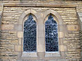 Windows in the nave of All Hallows Church, Bispham.jpg