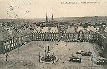 Charleville m zi res wikip dia - Chambre de commerce charleville ...