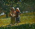 Winslow Homer - Apple Picking.jpg