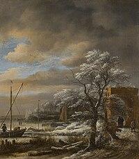 Winter Landscape-JacobvanRuisdael-BMA.jpg