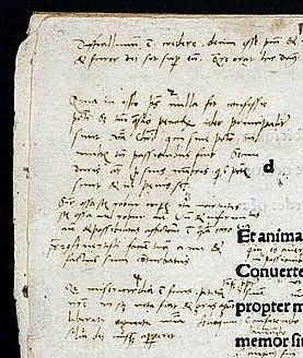 Wolfenbuetteler Psalter Explanation of Psalm 6 by Martin Luther Herzog August Bibliothek cropped.jpg