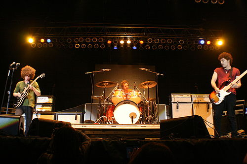 Wolfmother, 2007 Wolfmother closeup.JPG
