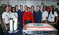 Women's History Month 2009 aboard USS Boxer 090321-N-MJ491-105.jpg