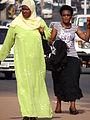 Women Stroll along Nyabugago Avenue - Kigali - Rwanda.jpg