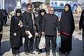 Women on the Arba'een Walk-Mehran city-Iran زنان در پیاده روی اربعین در مرز مهران- عکاسی خبری 39.jpg