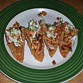 Won Ton Tacos, Applebee's 01.jpg