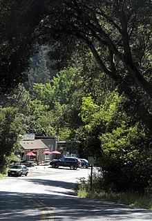 Woodacre, California census-designated place in California, United States