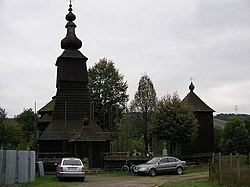 Wooden church Ladomirova.JPG