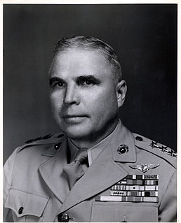 Louis E. Woods United States Marine corps general