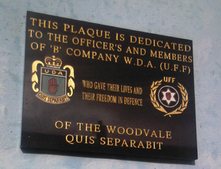 Woodvale Defence Association
