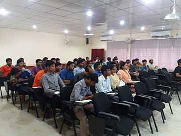 Workshop on Wikipedia 2017 in university of Rajshahi 7.jpg