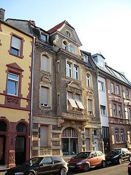 Zornstraße in Worms