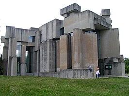 Wotruba Church