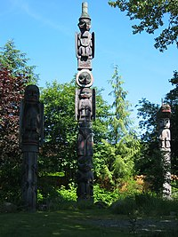 Totem pole - Wikipedia, the free encyclopedia